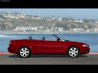 2009 audi a4 wallpaper. Audi A4 Cabriolet 2009.