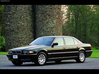 Bmw 740il Rims. Images 2001 BMW 740iL
