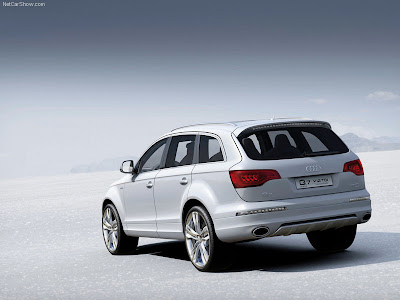 audi q7 2011 blogspotcom. 2011 The New Audi Q7 comes