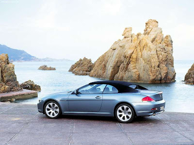 BMW 645Ci Convertible, 4398cc, Images