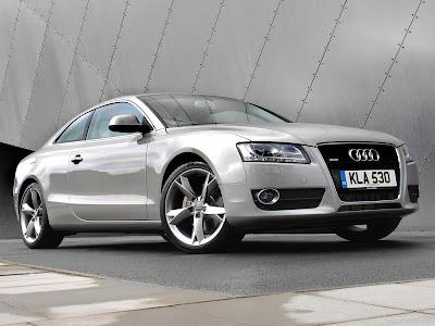 audi a5. 2008 Audi A5 3.0 TDI quattro