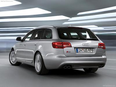 2009 Audi S6 Avant