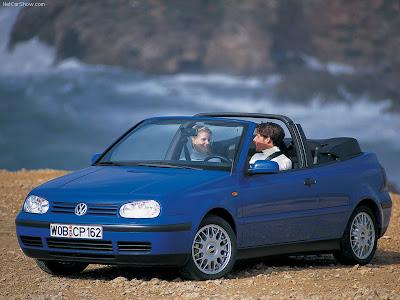 1997 Volkswagen Polo Variant. 1997 Volkswagen Golf Cabrio