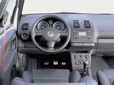 2000 Volkswagen Aac Concept. 2000 Volkswagen Lupo GTI
