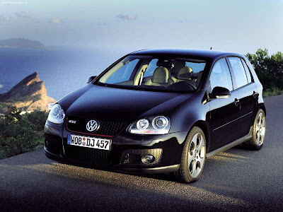 golf gti wallpaper. Volkswagen Golf GTI 5door