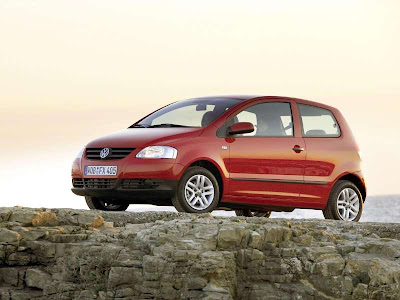2005 Volkswagen Fox 1.2