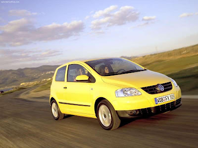 2005 Volkswagen Fox 1.4