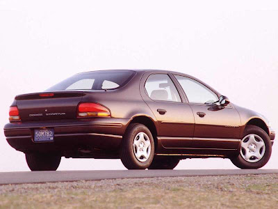 Dodge Stratus (1995-2000) The Dodge Stratus, the middle entry of the JA
