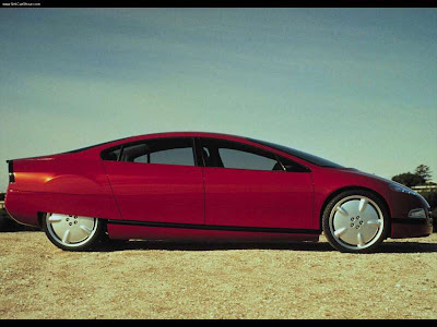 1998 Dodge Intrepid ESX2 Concept