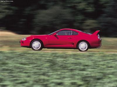 toyota supra wallpapers. 1996 Toyota Supra