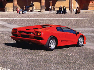 Lamborghini Diablo Wallpaper. 93 Lamborghini Diablo Vt