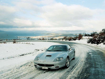 Best Ferrari 550 Maranello Gallery