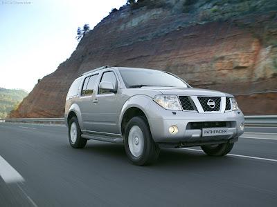2005 Nissan Azeal Concept. 2005 Nissan Pathfinder EUR