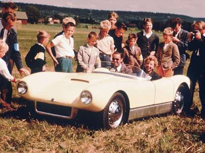 1956 Saab Sonett I Saab Cars