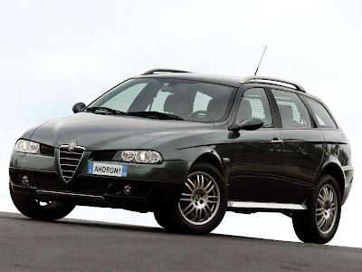 Alfa Romeo Q4 Crosswagon