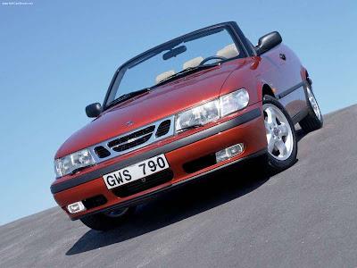 1999 Saab 9-3 Convertible