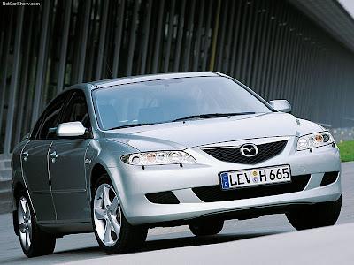 2002 Mazda 6 AWD PICS