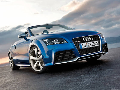 Audi Tt Roadster Wallpaper. 2010 Audi TT RS Roadster