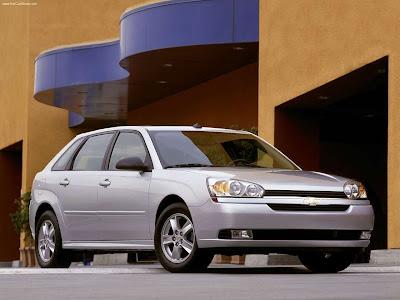 2004 Chevrolet S3x Concept. 2004 Chevrolet Malibu Maxx