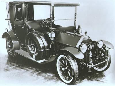 1907 Lancia Alpha 12HP