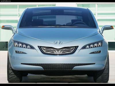 2004 Hyundai Hcd8 Concept. 2005 Hyundai Portico Concept
