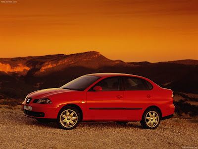1998 Seat Bolero 330 Bt Concept Wallpapers