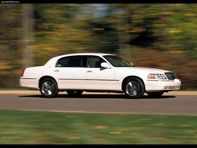 2003 Lincoln Town Car Cartier wallpapers WALLPAPERS