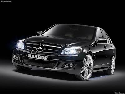 2003 Brabus Mercedes Benz S Class. 2008 Brabus Mercedes Benz C