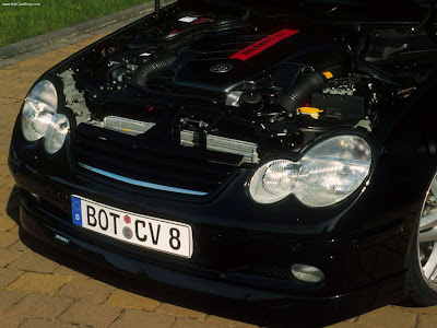 2004 Brabus Mercedes Benz C