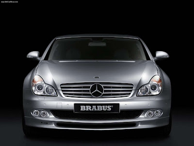 2004 Brabus Mercedes-Benz SLK 2005 Carlsson Mercedes-Benz CLS wallpapers