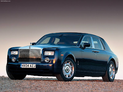 Rolls Royce Phantom. Latest Rolls-Royce Phantom in