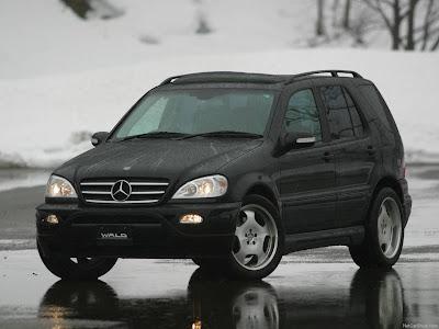 2003 Wald Mercedes-Benz M-Class