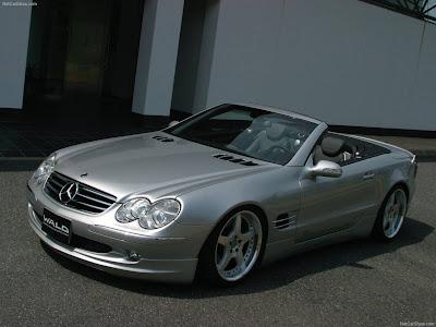 2002 Wald Mercedes-Benz SL-Class