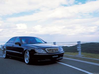 Wald Mercedes-Benz S-Class