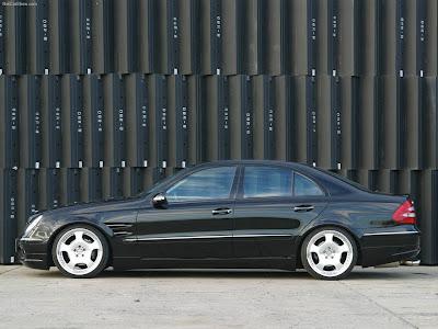 2001 Wald Mercedes Benz Cl Class W140. Wald Mercedes-Benz E-Class