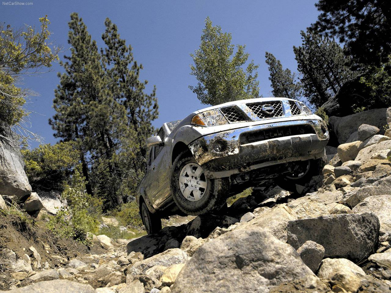 Nismo Nissan Frontier King Cab Cars Wallpaper