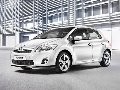 Best Toyota Auris HSD Wallpaper