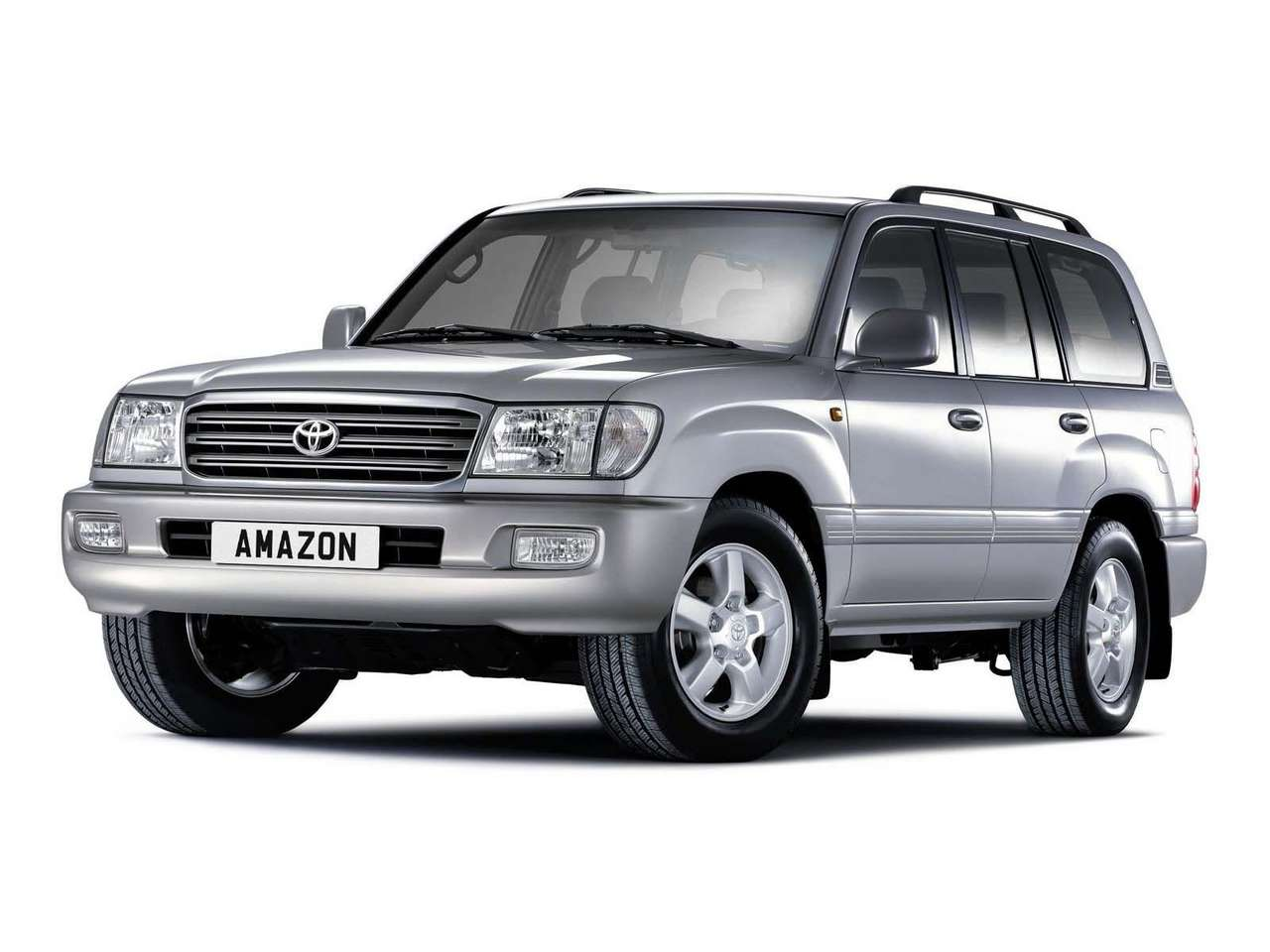 2003 Toyota Land Cruiser Amazon | Toyota Autos Spain