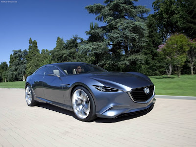 2010 Mazda Shinari Concept Mazda Cars