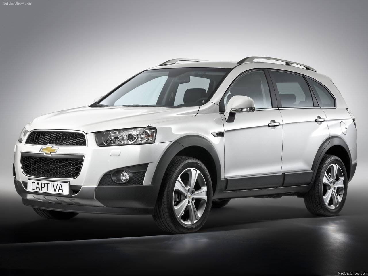Chevrolet Auto Car 2012 Chevrolet Captiva