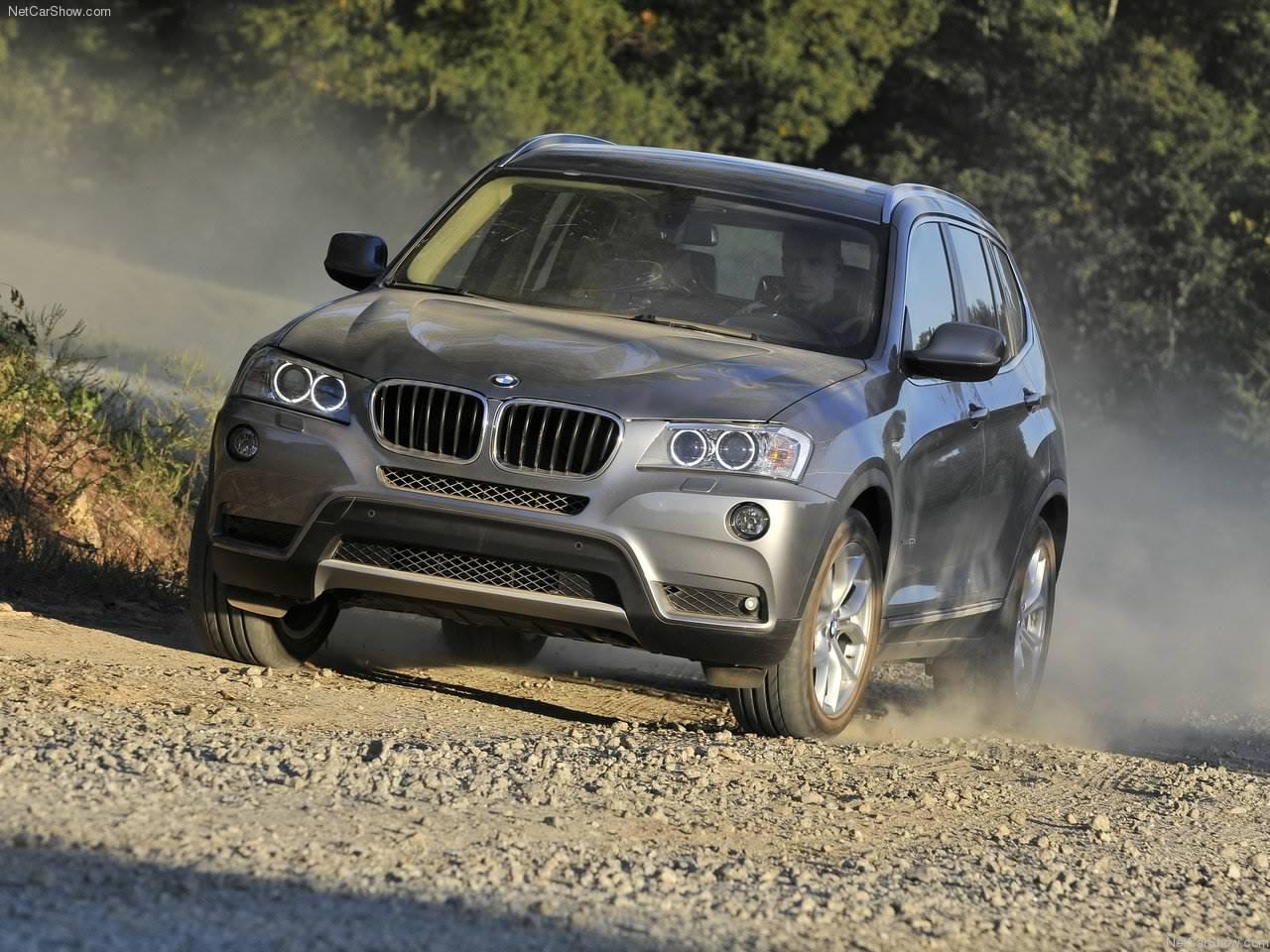 Cars Girls Click: 2011 BMW X3 xDrive20d