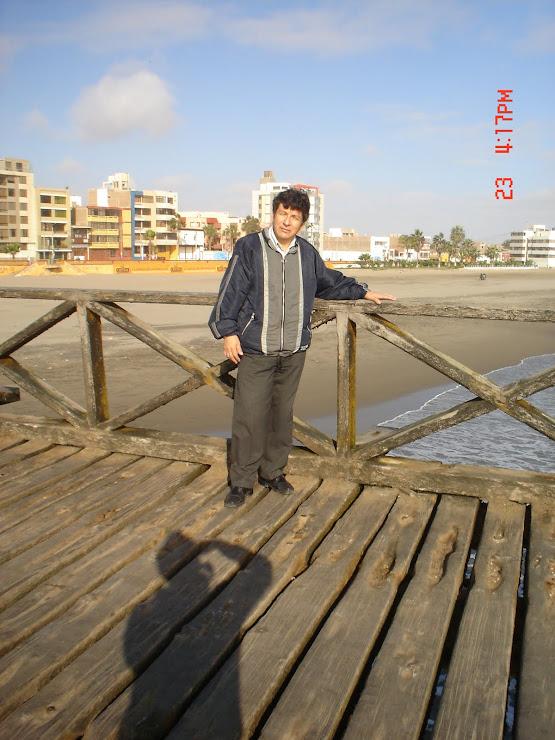 visitando Chiclayo