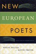 New European Poets Anthology: Click to Purchase