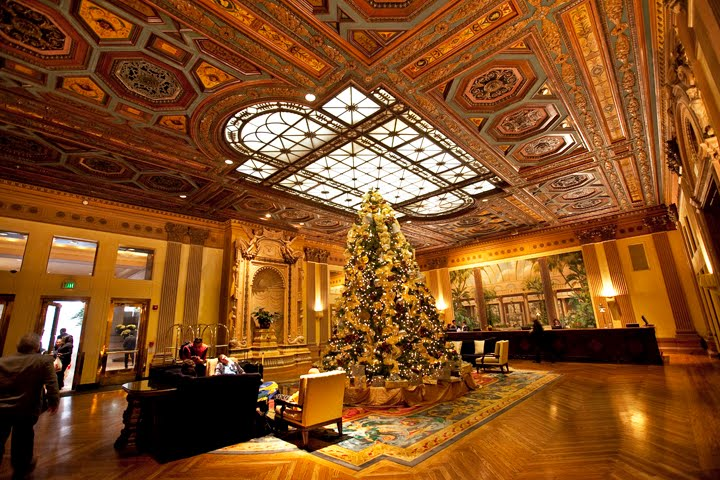 the biltmore hotels christmas decorations