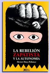 La rebelión zapatista y la autonomía (1997)