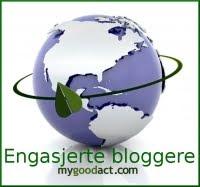 Engasjerte bloggere