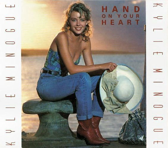 Kylie Minogue - Hand on Your