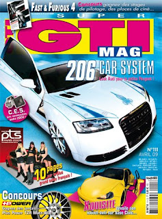 oulun sinkut gti magazine