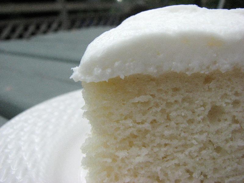 almond wedding cake recipe