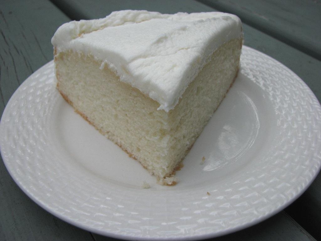 White Almond Cake Allrecipes